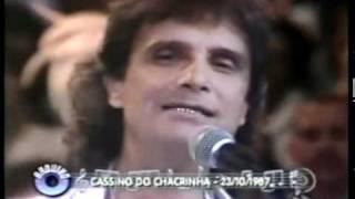 Roberto Carlos - Amor Perfeito - No Chacrinha -HQ Audio