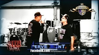 "RAP 316 Little Reza and Truth ""Let Me Go"" Snippet Live at M24 11.17.2013"