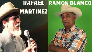 """RAFAEL MARTINEZ """"EL CAZADOR NOVATO"""" Y RAMON BLANCO - ORACIÓN DE DOS COPLEROS."""