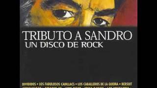 5.~ Dame el Fuego de tu Amor ¬ Ataque 77 (Tributo a Sandro, Un disco de Rock)