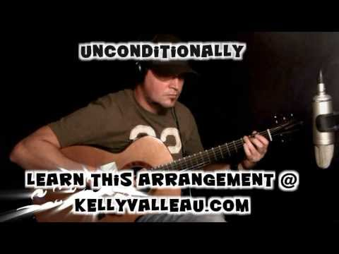 Unconditionally (Katy Perry) - Fingerstyle Guitar Chords - Chordify