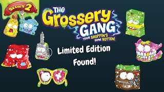 Grossery Gang Series 2 Limited Edition Found!