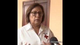 Red Cross Officials Receive Training in Psychosocial Support