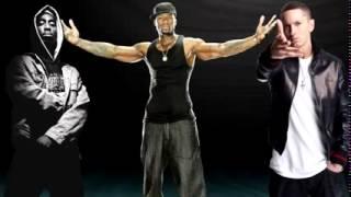 50 Cent   My Friends ft  2Pac & Eminem 2014