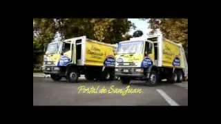 Camiones compactadores - Municipalidad de Santa Lucía