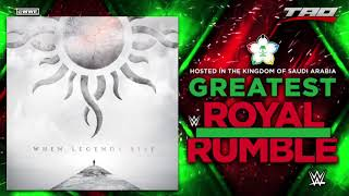 "WWE: Greatest Royal Rumble 2018 - ""When Legends Rise"" - Official Theme Song"