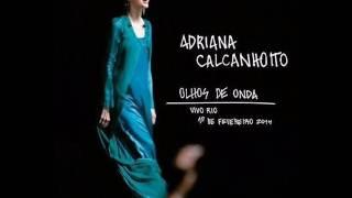ADRIANA CALCANHOTTO MARESIA