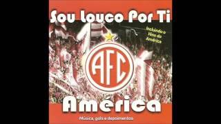 Cd sou louco por ti América Faixa 18 - América Minha vida meu amor Camunguelo