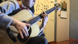 """Lejos de aquí""-Farruko | Fingerstyle cover by Felipe Álvarez"