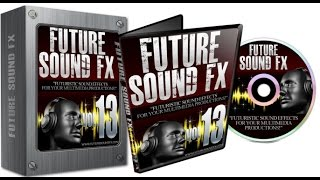 Science Fiction Sound Effects - XIII