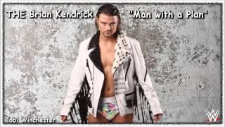 "2016: ""Man with a Plan"" ► THE Brian Kendrick 3rd WWE Theme Song (w/ DL Link + Lyrics) ᴴᴰ"