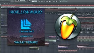 Hardwell & Jolin Tsai - We Are One (FL Studio Remake) FLP