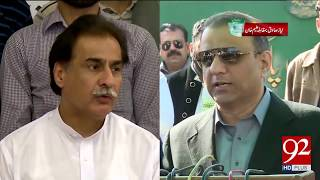 People face Sewerage issues in NA-129 Lahore | 12 July 2018 | 92NewsHD
