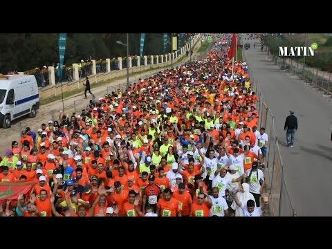 Course de Bouskoura : Participation record à la 7e édition