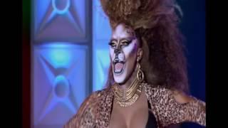 Aja vs Nina Bonina Brown Lip sync