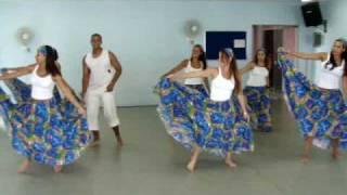 Dança do Carimbó!!!