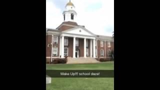 "School Daze ""Wake Up"" 2014"