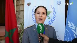 Agadir : les participants soulignent le rôle central des femmes dans les opérations de paix