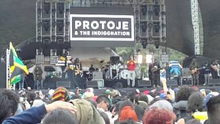 RESIST NOY EVIL - PROTOJE & THE INDIGGNATION (JAMMING FESTIVAL 2015)