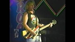 "American Jam  "" take me far away  "": LIVE at  the I ROCK nightclub"