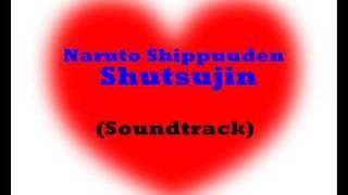 NARUTO Shippuuden - Shutsujin (Soundtrack)