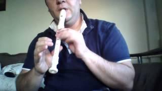 olmayacak bir hayal flüt ile çalınışı cem özkan