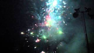 Cornerstone fireworks by Black Pearl Productions