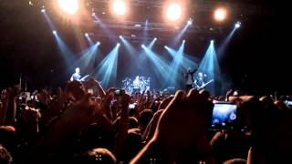 Thousand Foot Krutch - Be somebody (Live in Arena Moscow 27.04.14)