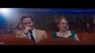 Mia and Sebastian Watch the Oscars Together