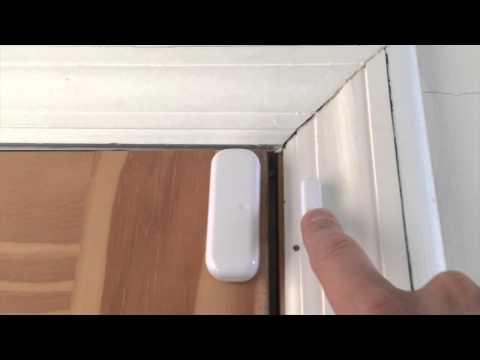Z Wave Aeotec Door Window Sensor