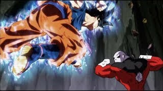 DBS 「AMV」 Goku Migatte No Gokui VS Jiren •Legends Never Die•