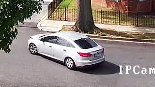Persons and Vehicle of Interest in Burglary II, 2300 b/o Skyland Pl, SE, on September 19, 2017