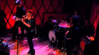 Natalia Clavier - Volar HD @ Rockwood Music Hall NYC 2014