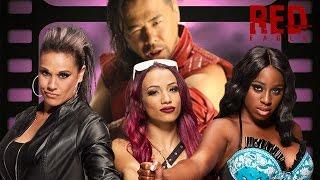 """""""United We Rise"""" (Team BAD/Shinsuke Nakamura) WWE Mashup"""