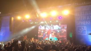Kontrafakt - Mix album ERA - LIVE Hip Hop Kemp 2016