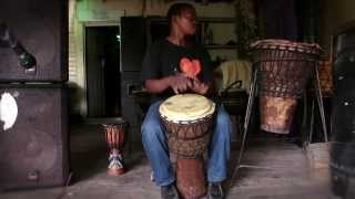 South Africa's best Djembe Player