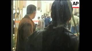 Car bomb explosion kills 2 police; Kirkuk attack; pipeline on fire