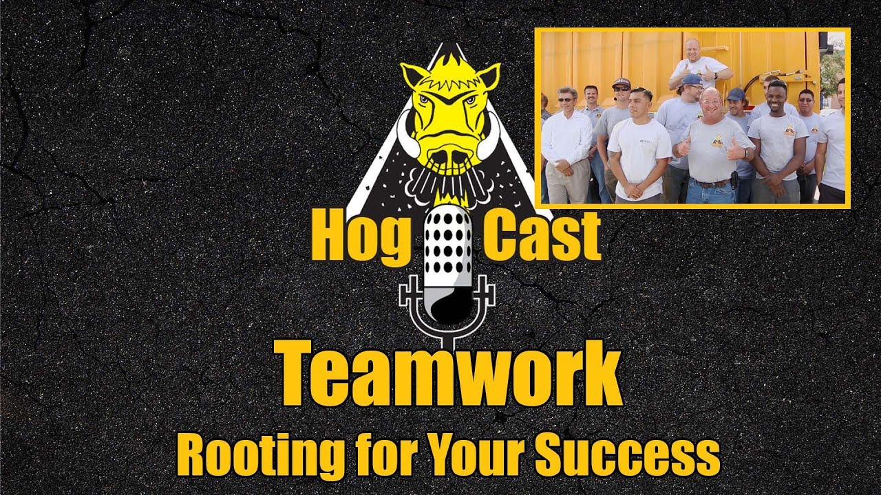 Hog Cast - Teamwork