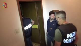 REGGIO CALABRIA:  BOSS INVESTITO VOLONTARIAMENTE  2 ARRESTI