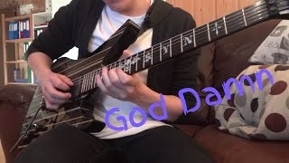 God Damn - Avenged Sevenfold Guitar Cover (WITH SOLO)