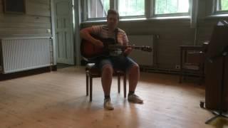 Himlen Är Oskyldigt Blå - Acoustic Cover By Erik Persson