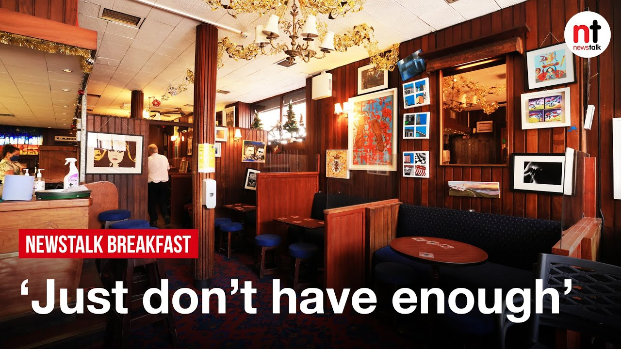 Some Pubs and Restaurants not reopening for indoor Dining today Due to Staffing Issues
