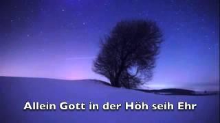 ALLEIN GOTT IN DER HÖH SEIH EHR - Jacob de Haan