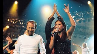 DJ BoBo & Irene Cara - WHAT A FEELING ( Official Music Video )