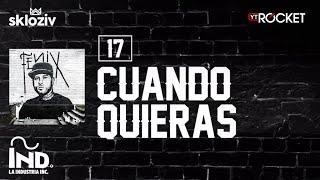 17. Cuando Quieras - Nicky Jam ft  Valentino (Álbum Fénix)
