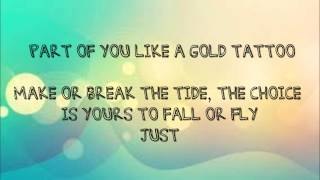 "Farewell, My Love - ""Gold Tattoos"" {Lyrics}"