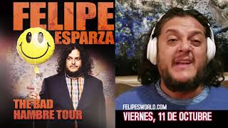 Felipe Esparza Visits St Paul Minnesota