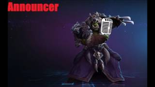Rehgar Announcer Quotes