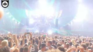 """Qlimax 2016: """"It's a MF wolfpack!"""""""