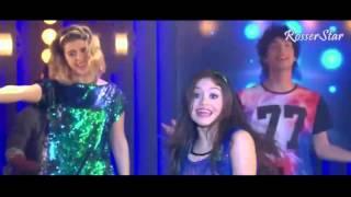 """Soy Luna: El elenco canta """"Valiente"""" en el Open Music (HD)"""